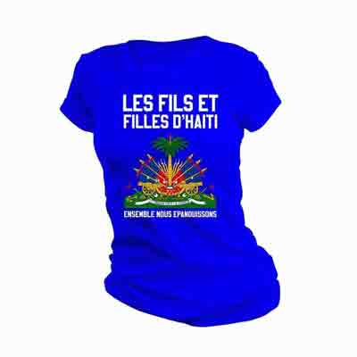 French Ladies T-Shirts