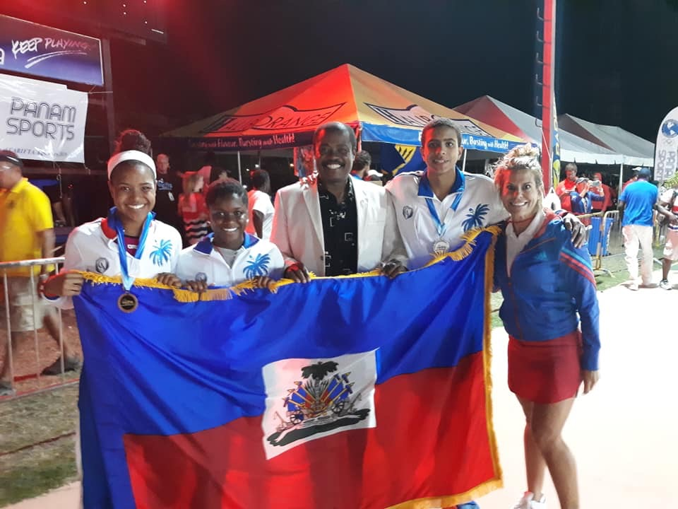 HAITI SWIMMING'S ROAD TO TOKYO 2020 – Sons and Daughters of